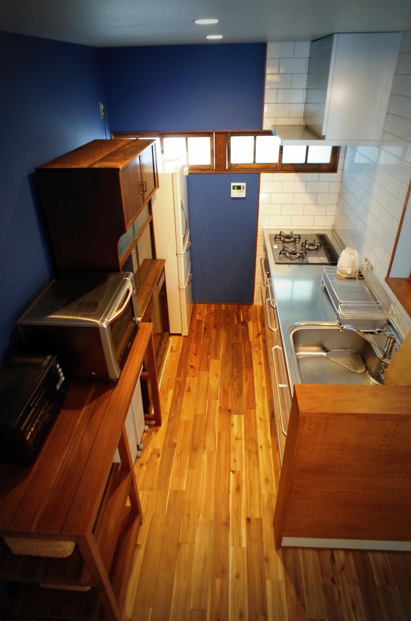 ハニカムラボリノベーション木造住宅