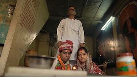 Verbotene Liebe in Indien Arte