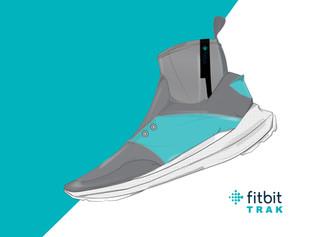 Fitbit TRAK Concept