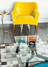 yellow%20suede%20armchair%20beside%20sid