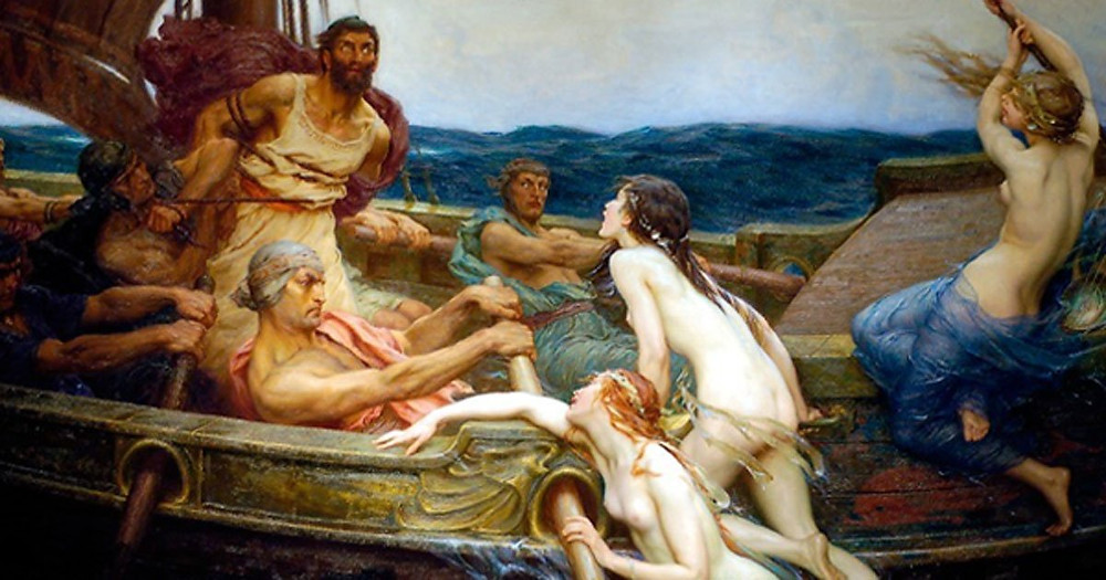 Ulysses (Odysseus) and the Sirens