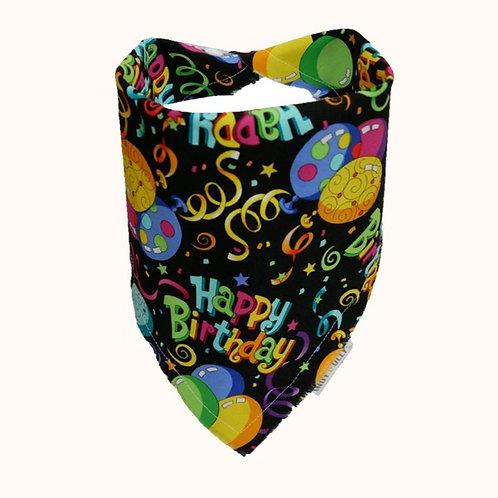 Birthday Bandana