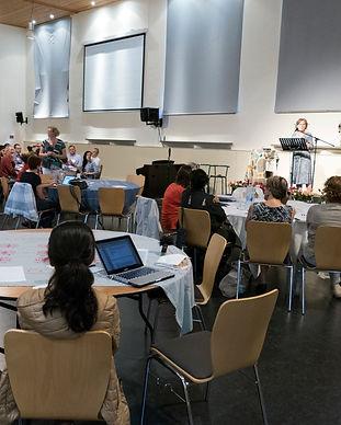Leuven Consultation 2017. Picture Andrew