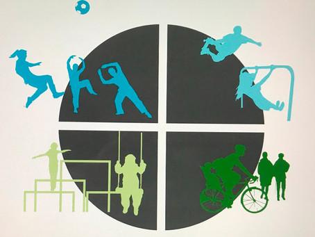 Rörelsefaktor skapar mer plats för idrott och rörelse i städer