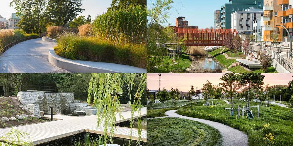 #landskapsarkitekturpriset #broparken #andersfranzenspark #paradiset #nordiskdjungel