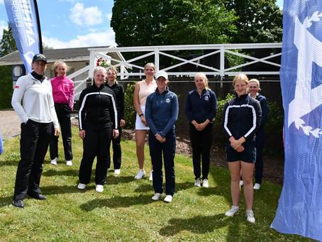Annika Sörenstam ger tillbaka för en jämställd golf