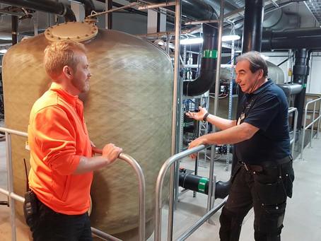 Ultrafiltrering sparar både miljö och ekonomi