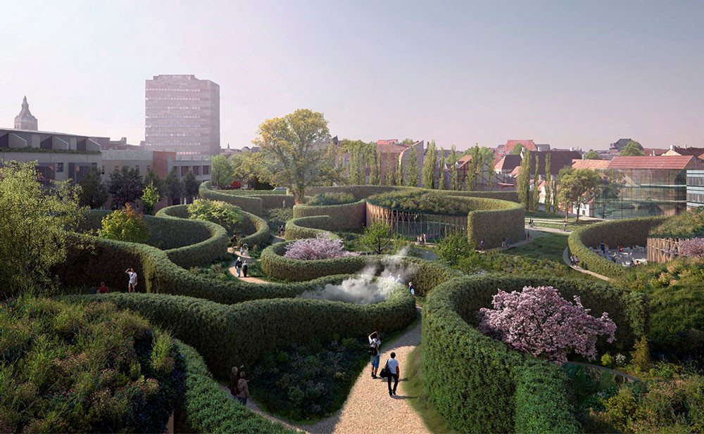 I sommar öppnar det nya museet H. C. Andersens Hus i Odense, Danmark.
