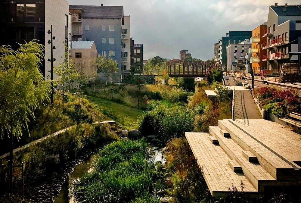 #landskapsarkitekturpriset #broparken #vallastaden
