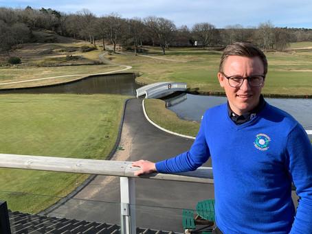 Kungsbacka golfklubb prisas för miljöarbete