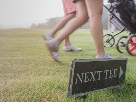 Ny studie bekräftar golfens hälsoeffekter