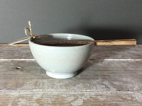 Noodle Bowl + chopsticks.