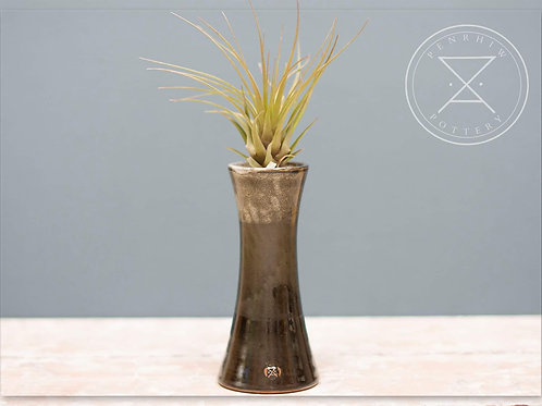 Large Fluted Airplant holder.