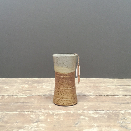 Medium Fluted Vase