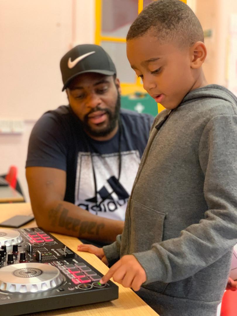 DJ & Sport Holiday Club