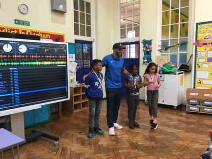 Stars of the Day at Wrights Academy Holiday Club