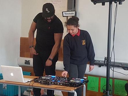 DJ After School Club Lesson
