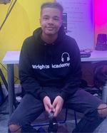 Wrights Academy Hoody
