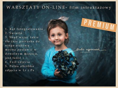 Warsztaty On-line Film instruktażowy Wir
