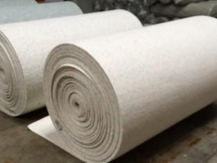 Bonded carpet Cushion