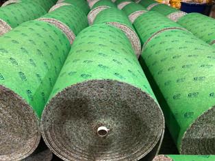 Rebonding Carpet Cushion