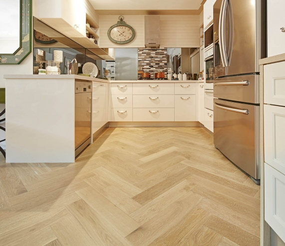 20/6mm VINTAGE HERRINGBONE PARQUETRY ENGINEERED OAK 600x120