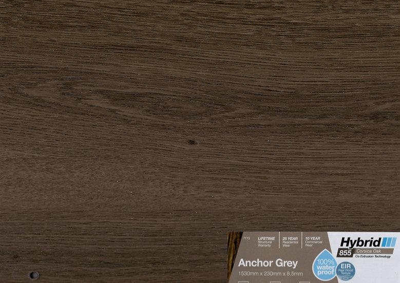 8.5mm ANCHOR GREY CORSICA OAK HYBRID 1530x230