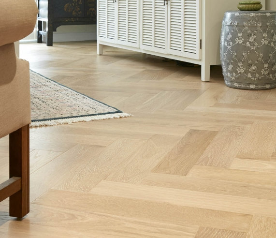 20/6mm REISLING HERRINGBONE PARQUETRY ENGINEERED OAK 600x120