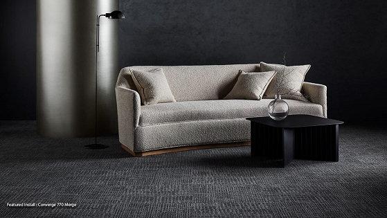 CONVERGE | Carpet Tile | 50x50cm |  Enviro Bac® | 6 Colours