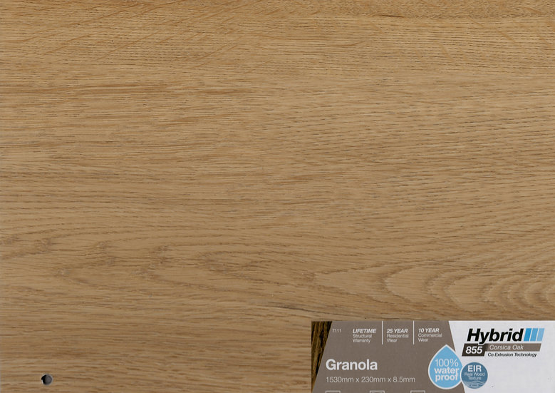 8.5mm GRANOLA CORSICA OAK HYBRID 1530x230