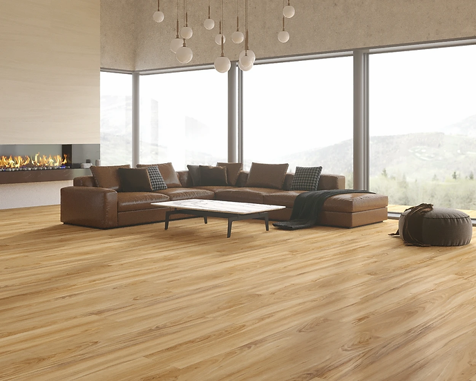 3mm REACTION LUXURY VINYL PLANK 1219.2x228.6