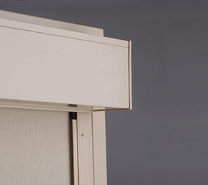 Fully Enclosed Square Hood