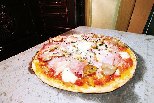 Piotta in pietra lavica per Pizza