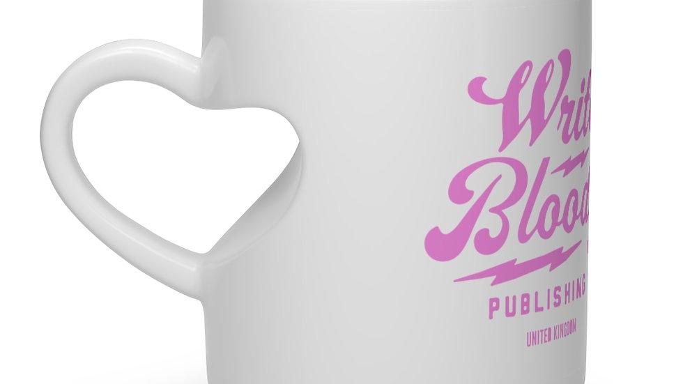 WBUK Heart Shape Mug