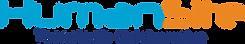 logo humansite slogan humansite tecnología colaborativa