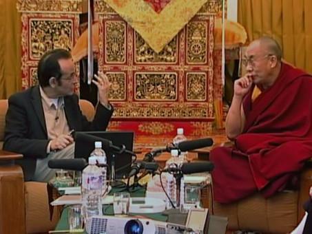 El Dalai Lama y su lado científico