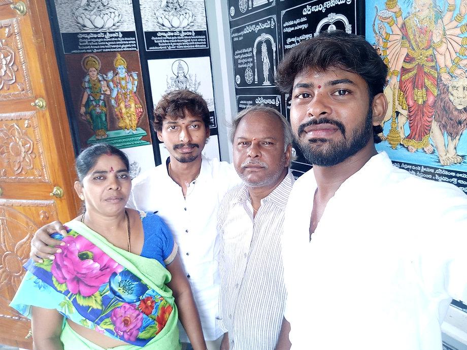 Jugul Kishor Naga Ayyappa