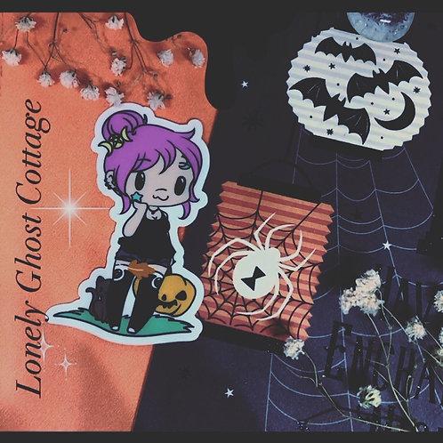 Samhain witch 🧙♀️ sticker