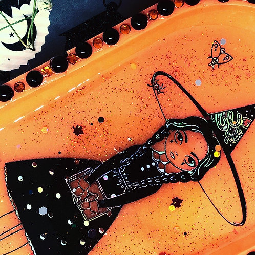 Halloween Rolling Tray