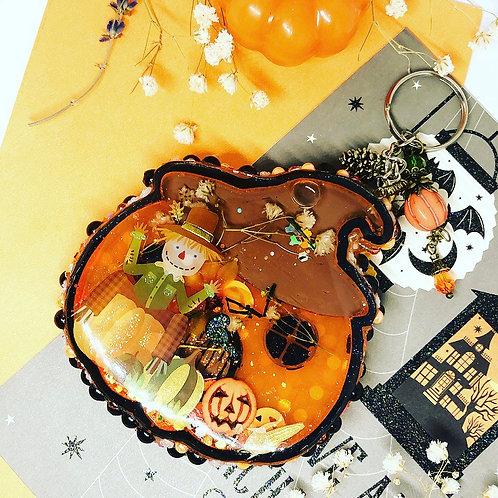 Pumpkin Cottage Charm