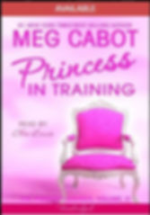 Princess in Training.JPG audiobook