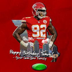 Happy Birthday Tanoh V1
