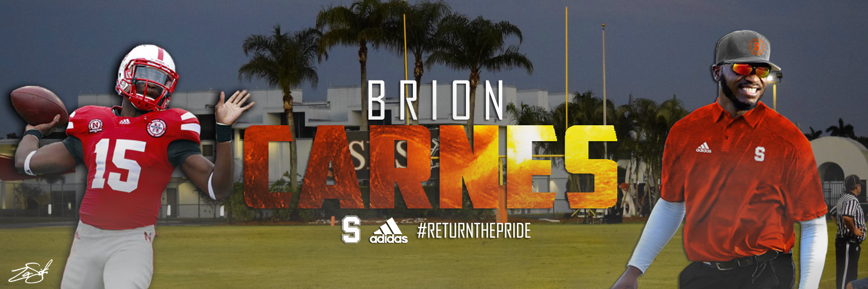 Coach Carnes Twitter Cover