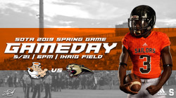 Spring Game 2019 Post