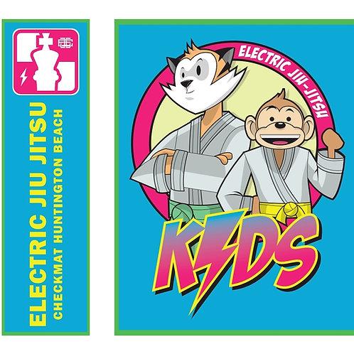 EJJ Kids patch set