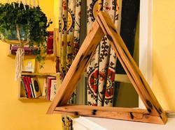 Teredo Triangle Shelf