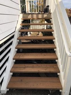 After - Exterior Stairs