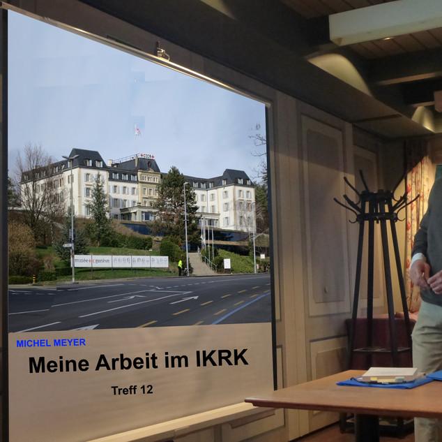 Zentrale in Genf