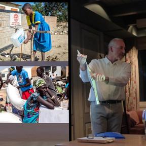 Flüchtlingslager in Afrika