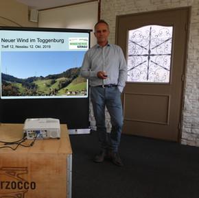 Thomas Grob, Gründer Energietal Toggenburg